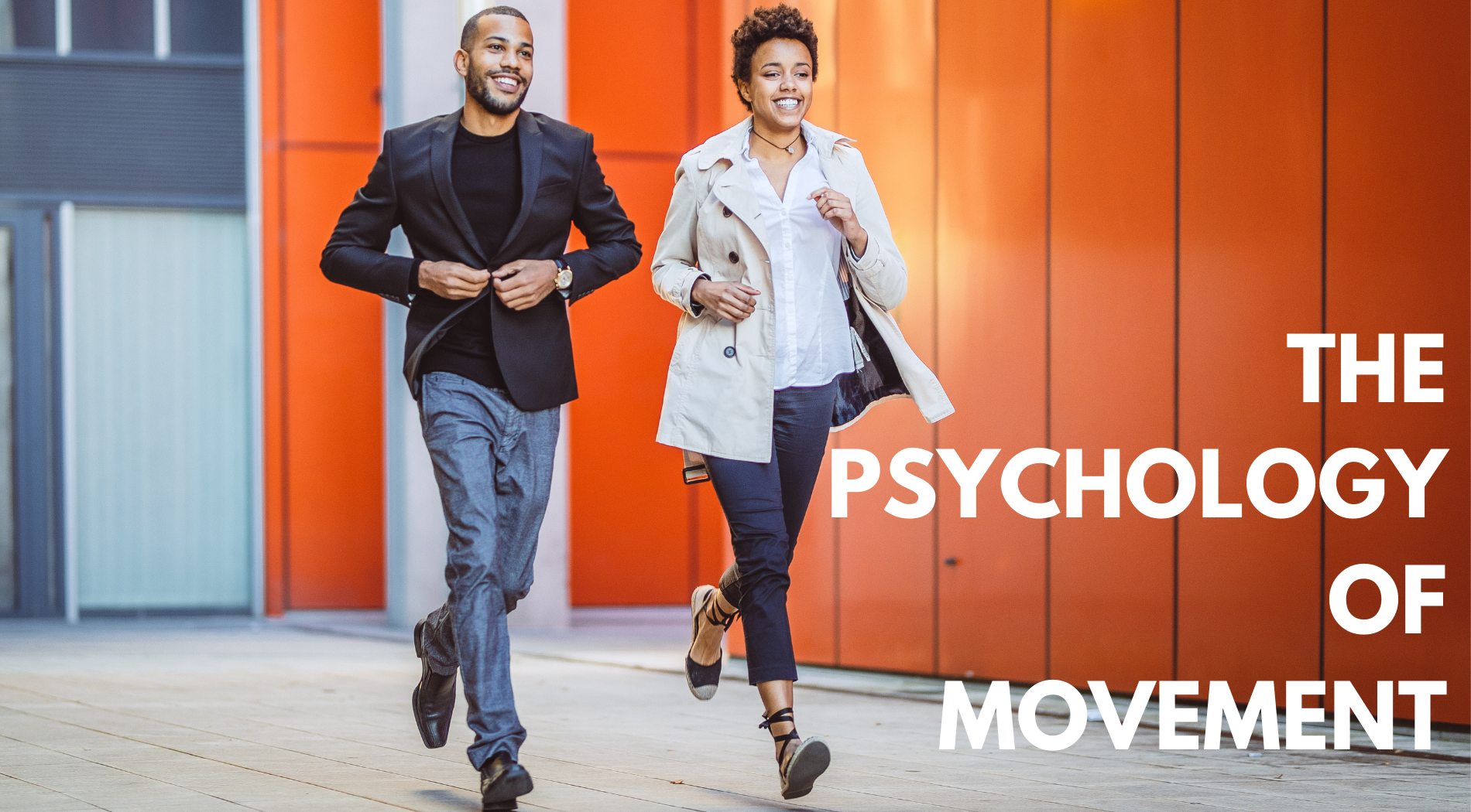 Psychology of Movement Course Image